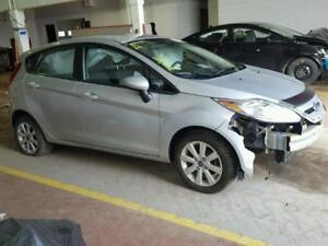 Parting out 2013 Fiesta