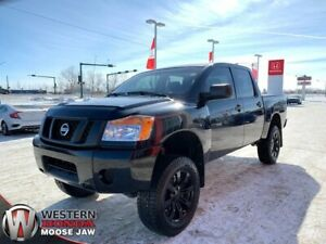 2015 Nissan Titan SL 4X4- Lift Kit!