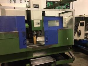 Leadwell Model MCV-760P, Vertical Machining Center, 40x20 Table