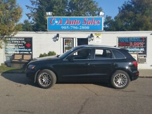 2010 Audi Q5 3.2L ALL WHEEL DRIVE BUY WITH CONFIDENCE !!