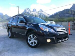 2014 Subaru Outback 3.6R Touring | LOW KMS | CLEAN CARPROOF