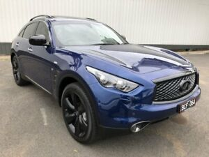 2019 Infiniti QX70 S51 S-Design Blue 7 Speed Sports Automatic Wagon Oakleigh Monash Area Preview
