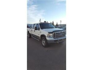 2005 Ford F-350 FX4 LARIAT  DIESEL!!!!!    LEATHER/ROOF  NICE!