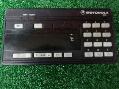 Motorola Spectra Vhf Remote Mount Radio Control Head Uhf A9 Series Hcn1073a -b8