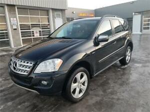 mercedes ML 320, AWD, cuir, mags, toit ouvrant