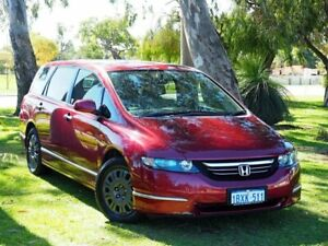 2005 Honda Odyssey 3rd Gen Red 5 Speed Sports Automatic Wagon Myaree Melville Area Preview