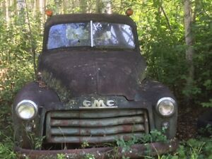 51 GMC for restoration