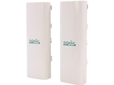 EnGenius N-ENH500 Kit(2 x ENH500) N300 Business-Class, Long Range 5GHz Wireless