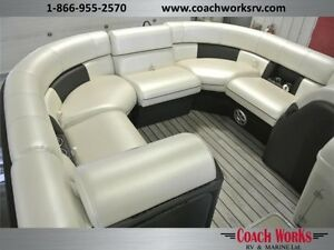 2016 South Bay Pontoon 523RS ARCH 200hp $332/BW $0 Down Edmonton Edmonton Area image 16