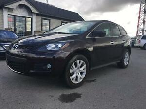 2007 Mazda CX-7 GT  2 TONE LEATHER ROOF HEATED SEATS TURBU