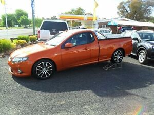 2011 Ford Falcon FG MkII XR6 Gold Sports Automatic Utility Mudgee Mudgee Area Preview