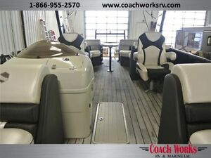 2016 South Bay Pontoon 523RS ARCH 200hp $332/BW $0 Down Edmonton Edmonton Area image 18