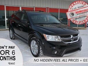 2015 Dodge Journey R/T, AWD, UNDER 38,000KMS