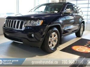 2012 Jeep Grand Cherokee LIMITED-V6 4X4 LEATHER SUNROOF & MORE