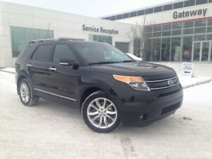2013 Ford Explorer Limited 6 Passenger, Leather, Nav, Backup Cam