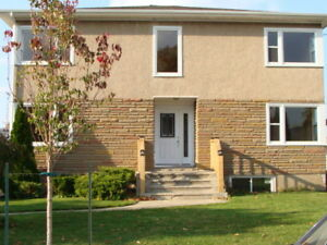 Spacious 2 Bedroom Basement Apartment in Martindale!