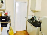 All bills & Council Tax included. Conversion studio Flat located in Lampton Avenue Hounslow Central