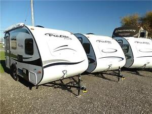 Camper Trailers for Cars!