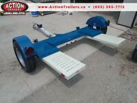 Tow Dolly - comes with electric brakes, straps, LED lights $1999