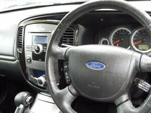 2008 Ford Escape ZD Blue 4 Speed Automatic Wagon