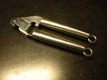Stainless steel garlic press $4 each Albion Brisbane North East Preview