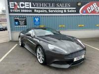 2013 Aston Martin Vanquish 5.9 V12 2DR AUTOMATIC Coupe Petrol Automatic