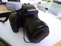 Fujifilm Finepix HS50 EXR with extras