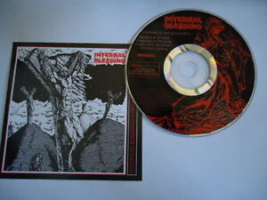 INTERNAL-BLEEDING-PERPETUAL-DEGRADATION-US-VINTAGE-1994-WILD-RAGS-CD-NEW-B21