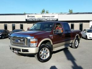 2008 Ford Super Duty F-250 KING RANCH CREW 4X4 **DIESEL**