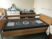 Single Hospital Profiling Bed