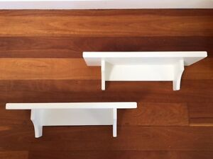 Potterybarn Kids Shelves x 2 Mosman Mosman Area Preview