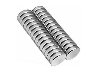 Emovendo Neodymium Rare Earth Magnets 14 X 116 N48 Disc 30pieces In Total