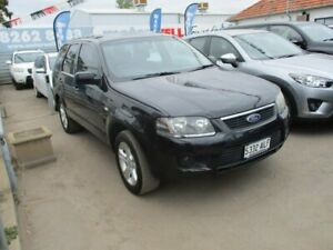 2010 Ford Territory SY MkII TX Black 4 Speed Sports Automatic Wagon Gepps Cross Port Adelaide Area Preview