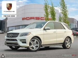 2014 Mercedes-Benz M-Class LOW KMS! | LOADED! | 550 | Local Edmo