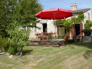 Sud-Ouest France, maison de campagne entre Bordeaux et Toulouse