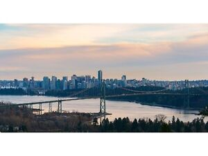 West Vancouver New Homes from $3,499,000