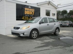 2007 Toyota Matrix HATCHBACK 1.8 L