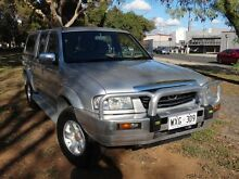 2003 Mazda B2500 Bravo SDX (4x4) Sterling Silver 5 Speed Manual Albert Park Charles Sturt Area Preview