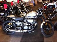 2015 YAMAHA 950 BOLT C-SPEC**FREE EXHAUST UPGRADE**