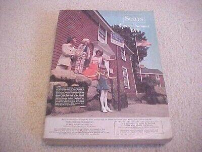 1976 SEARS LARGE SPRING/SUMMER CATALOG