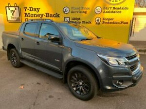 2018 Holden Colorado RG MY19 Z71 Pickup Crew Cab Grey 6 Speed Sports Automatic Utility Invermay Launceston Area Preview