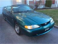 1998 Ford mustang convertible special 3950$