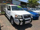2008 Toyota Hilux GGN25R MY08 SR White 5 Speed Automatic Utility
