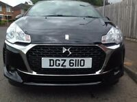 2016 DS 3 1.6 BLUE HDI ELEGANCE 3dr (start/stop) Diesel