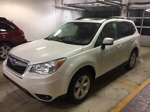 Subaru Forester TOURING 2014