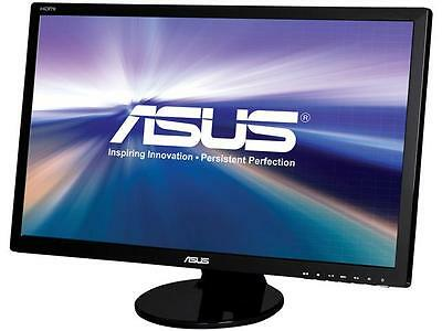 "شاشة ليد جديد ASUS VE278H Black 27"" 2ms (GTG) HDMI Widescreen LED Backlight LCD Monitor"