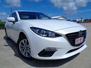 2016 Mazda 3 BM5278 Neo SKYACTIV-Drive White 6 Speed Sports Automatic Sedan Garbutt Townsville City Preview