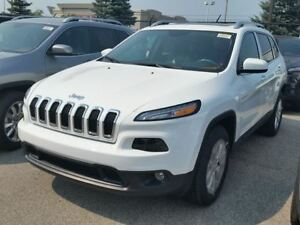 2016 Jeep Cherokee SUV, Crossover
