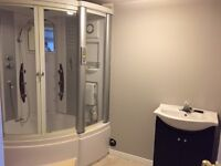 Newly Renovated Basement For Rent in Etobicoke Watch|Share |Prin
