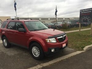 2009 Mazda Tribute GX I4 4 CYLINDER! ALL WHEEL DRIVE!